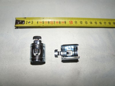 Clema metalica de prindere a folie 32 mm