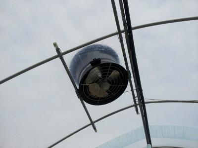 Sistem de ventilatie cu senzor